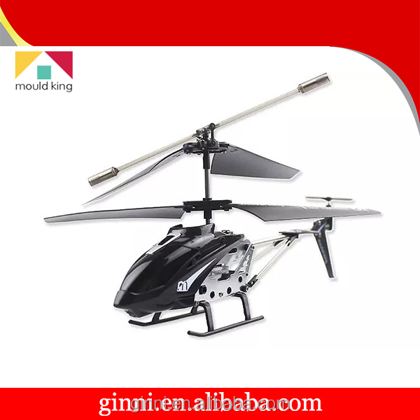 Ginni 33020 3.5CH alloy rc helicopter with gps and LED Lights rc drone