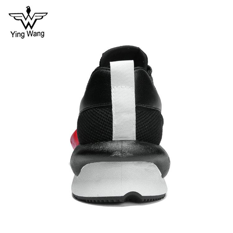 Sneakers Soles Shoes Rubber Sport Flexible Lightweight Running Men 1q4wYSHxOn