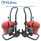 Hot selling chinese red 220v 50HZ 1500w profession plumbing pipe drain cleaner machine