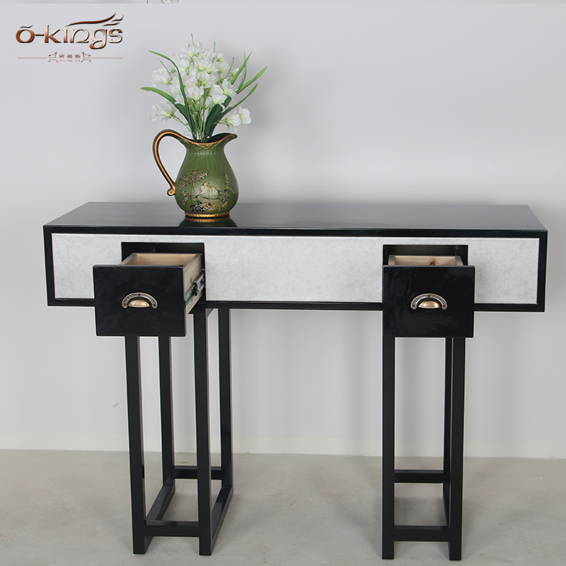 High Quality Modern Style Wooden Console Table With Drawers For Dining Room  - Buy Dining Room Wooden Console Table,Wooden Console Table,Console Table  ...