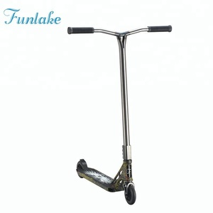 2018 new design 6061 alloy frame dirt extreme stunt scooter 2 wheel balance freestyle adult mini foot scooter kick scooter adult