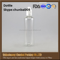 120ml clear PET plastic bottle with childptoof tamper evident cap empty droppers with inner plug New Design droppers wholesale