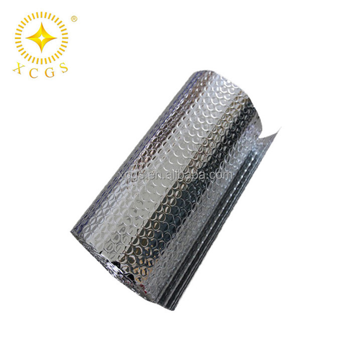 Aluminum Foil Thermal Fireproof XPE/EPE Insulation Replace eps/xps panel
