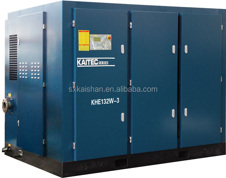 High Quality Low Pressure Kaitech KHE 160-5 Screw Air Compressor