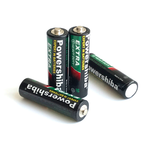 Low Cost aa battery PVC jacket Battery energizer aa batteries