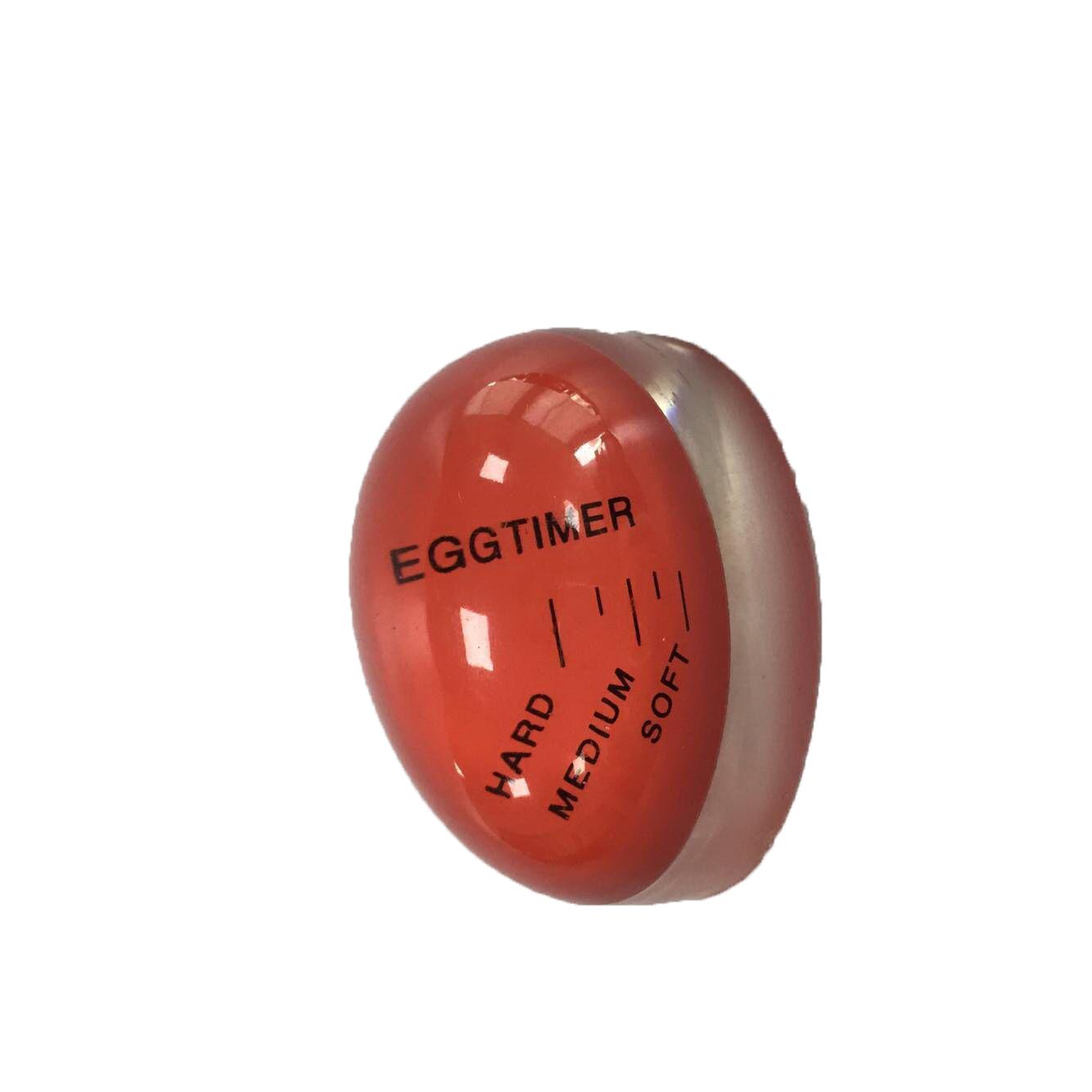Kundenspezifischer netter einzigartiger Farbänderungs-Ei-Küchen-Zeitgeber