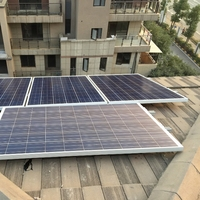 3kw home solar systems solar power system 3000w for residential solar energy