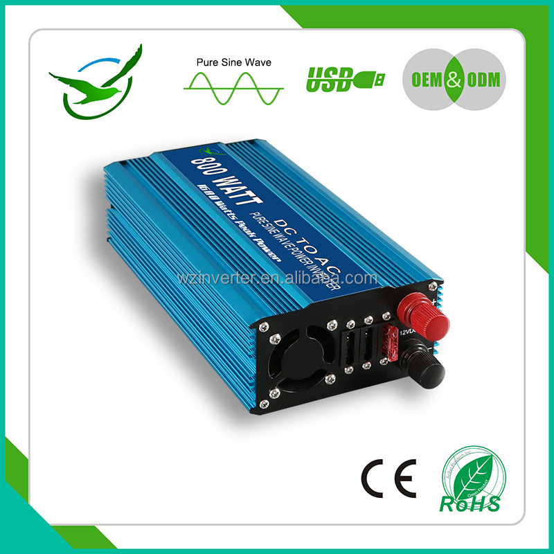 Yueqing DC to Ac power converter 230v adjust voltage 800 watts solar power microinverter with inverter