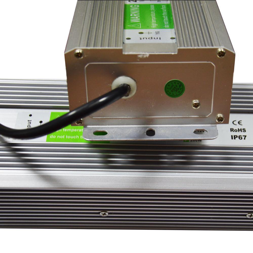 led tube light driver 200W Power Supply usb driver led message fan