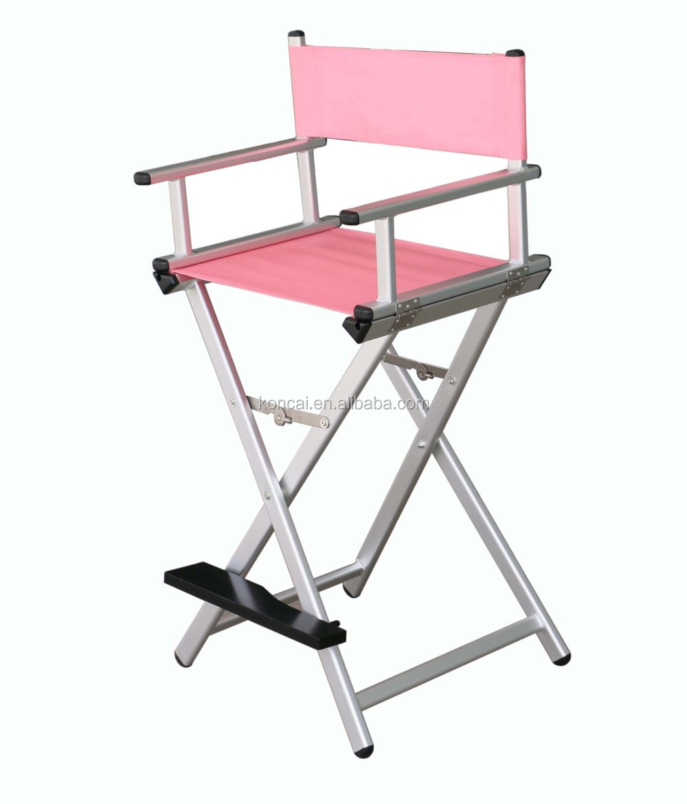 Aluminum folding chair - Aluminum Folding Makeup Barber Folding Chair