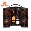 /product-detail/2-bottle-leatherette-travel-wine-bar-wine-case-60746734180.html