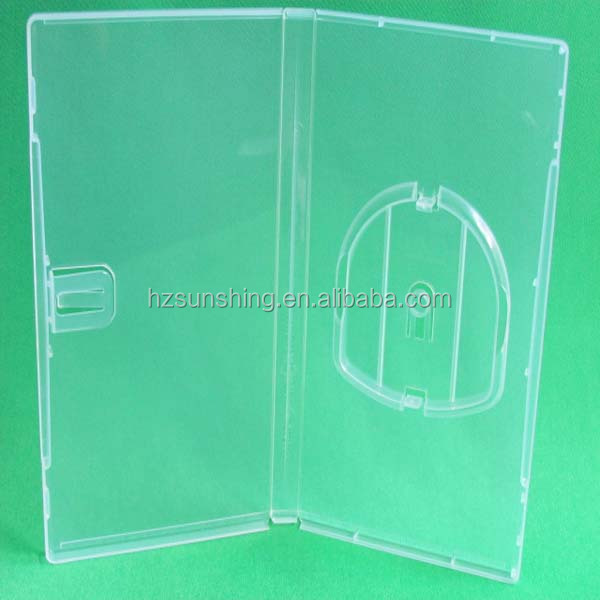 High quality professional plastic pp UMD case