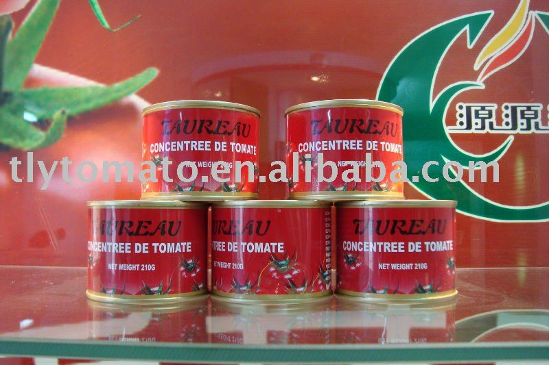haccp China tomato paste(de rica)