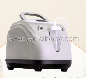 LE Home Car Mini Portable Oxygen Concentrator with 110V/220V, up to 93% Oxygen