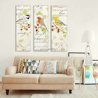 INTCO oil paiting Wall Decorative canvas painting picture set