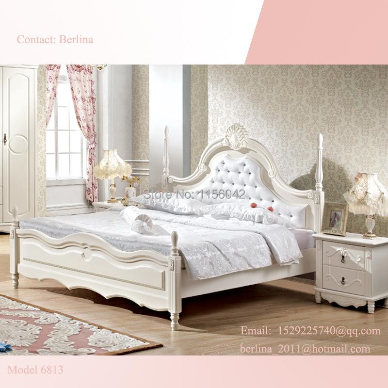Alta Calidad De Royal Muebles De Dormitorio De Lujo Queen