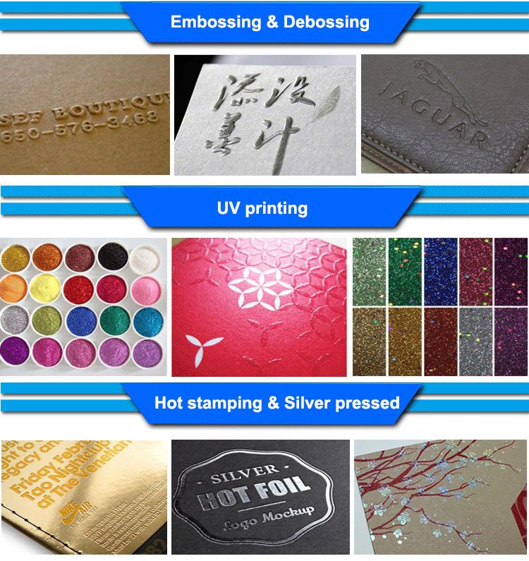 Auditoria de fábrica FSC DIY handmade do ofício autoadesivo papel de embrulho folha de cartolina glitter dourado