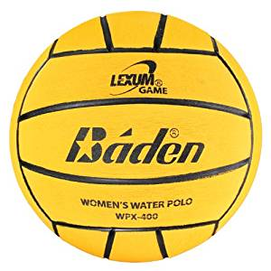 Baden Lexum Deluxe Rubber Water Polo Ball