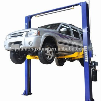 Used 2 Post Car Lift Hydraulic Car Lift Car Lifts For Home