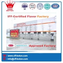 Flavor Factory Approved by IFF,Mars,Wrigley