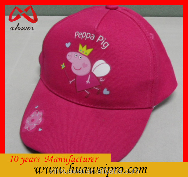Wholesale cheap goods from china oem kids hats to decorate of hip-hop hat