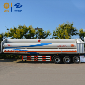 CNG cylinder natural gas tank Truck