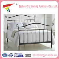 The most novel bedroom furniture single metal bed