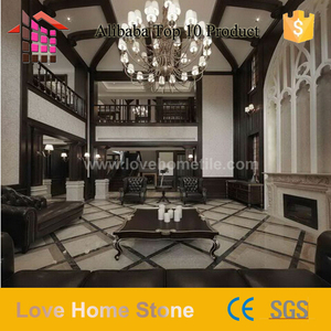 Nice polishing 12*12 wooden black natural marble prices