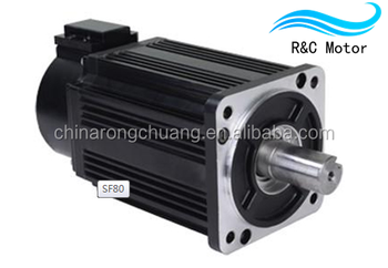 Manufacturer From China Brushless Dc Motor For Lathe