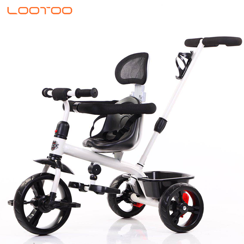 dreirad fr kleinkinder plastic children bicycle trailer foldable cute unique kids tricycle for toys 6 months