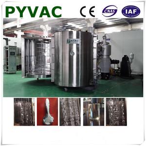 Source Mini Chrome PVD Plating Machine For Sanitary Ware on
