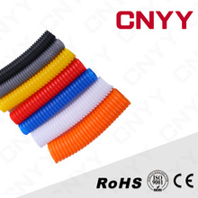 PVC Plastic Flexible Corrugated Pipe Polyethylene plastic flexible conduit