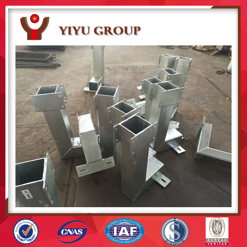 China supplier heavy duty steel bracket for timber building