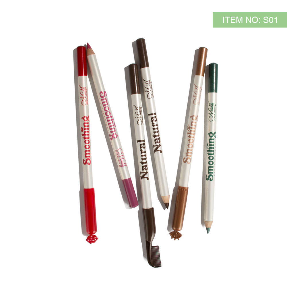 Menow Cosmetics S01 Eye Lip Makeup Display Lip Liner Pencil
