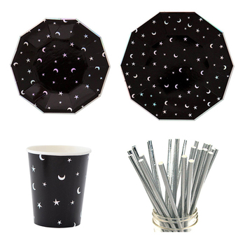 Moon And Star Best Disposable Plates For Parties Paper Plates Paper Cups Paper Straws  sc 1 st  Alibaba & Moon And Star Best Disposable Plates For Parties Paper Plates Paper ...