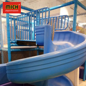 Factory price 2018 New Design S Slide,children's slide,big slides for sale