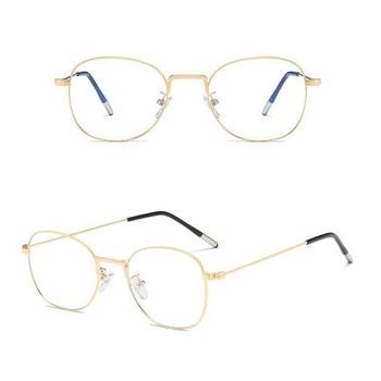 Trending Products Spectacle Frames Blue Light Eyewear Women Metal ...