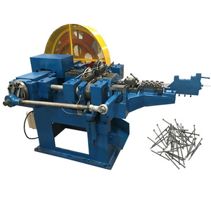 high quality most popular wire nail machine in africa turn key project offered for sale