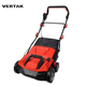 VERTAK 1600W electric powered artificial grass sweeper artificial grass brush plastic lawn machine