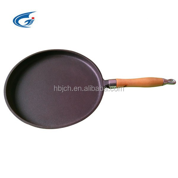round cast iron griddle