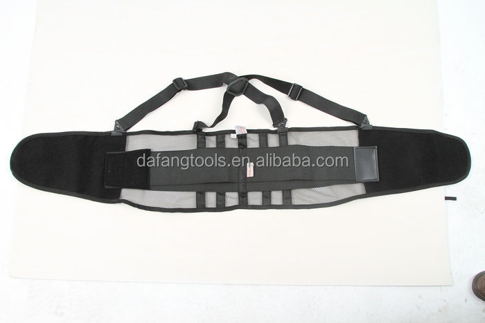 Mesh Back Support Belt