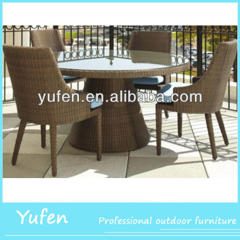 Round Table And Chair Set Rattan Dining Set Wicker, Round Table And Chair  Set Rattan Dining Set Wicker Suppliers And Manufacturers At Alibaba.com