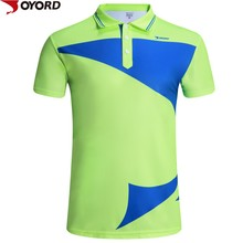 Quick dry and breathable new design polo t shirt for men
