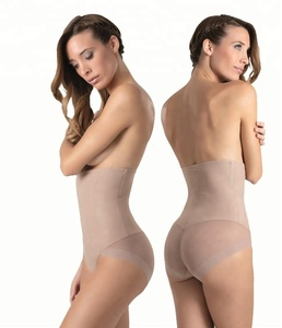 Wholesale Women High Waist Slimming Panty Tummy Control and Butt Lifter Poast Partum Shapewear Girdle