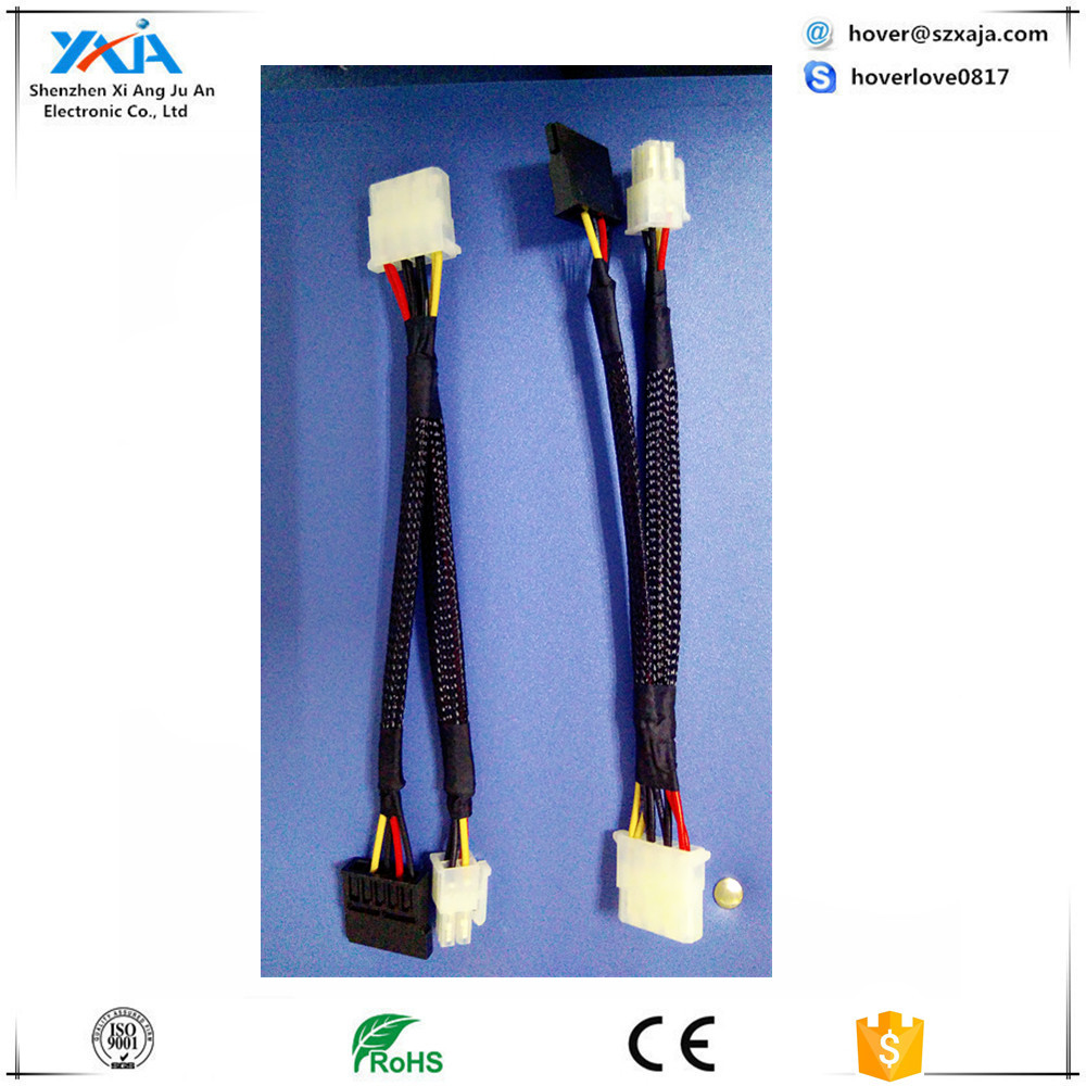 Sata Wiring Harness Suppliers And Manufacturers Motorcycle Headlight Wire Yueqing Holen Electronics Co Ltd At