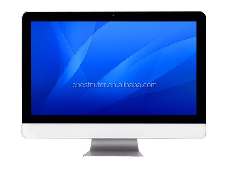 "valuable !! Chestnuter 23.6 ""Intel Celeron G1820 CPU 4GB memory 500GB HDD AIO for Commercial"