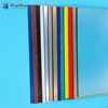 Natural Color ABS Sheet Plastic 1mm ABS Sheet Red ABS Sheet