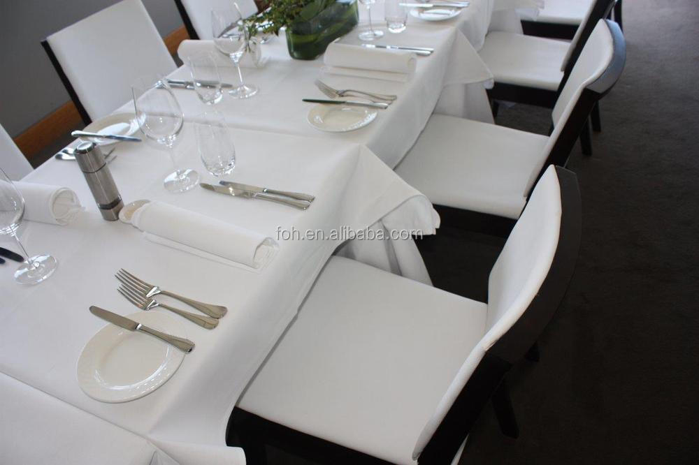 5 Star Hotel Wood Furniture Dining Tables And Chairs High End Restaurant  Furniture(FOHC
