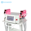 Best Contouring Dual Wavelength 650nm 940nm Touch Screen Fda Approved Lipo Laser Slimming Machine