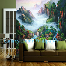 Chinese Landscape Wallpaper Wholesale Wallpapers Suppliers